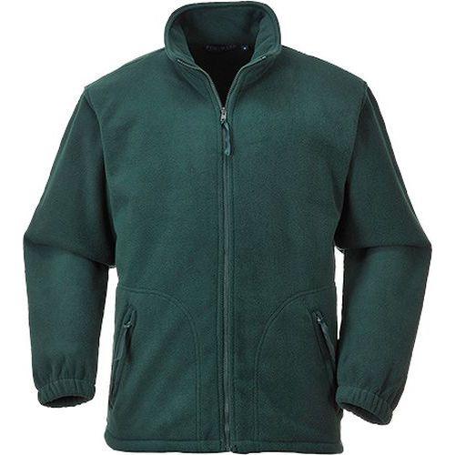 Fleece Argyll Heavy, zelená