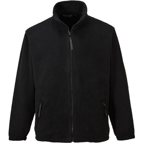 Fleece Argyll Heavy, černá, vel. XXXL