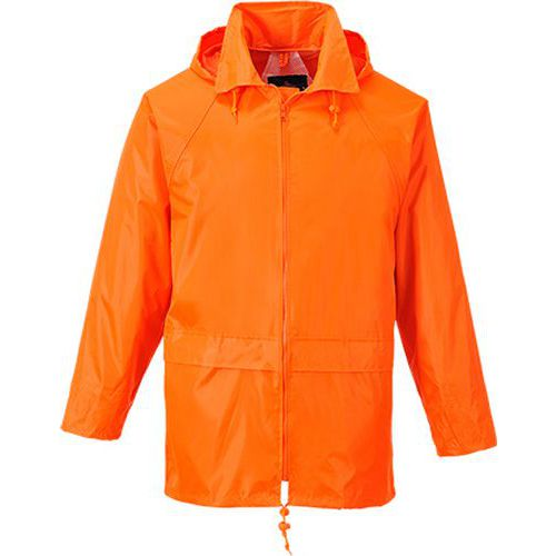 Bunda do deště Classic, oranžová