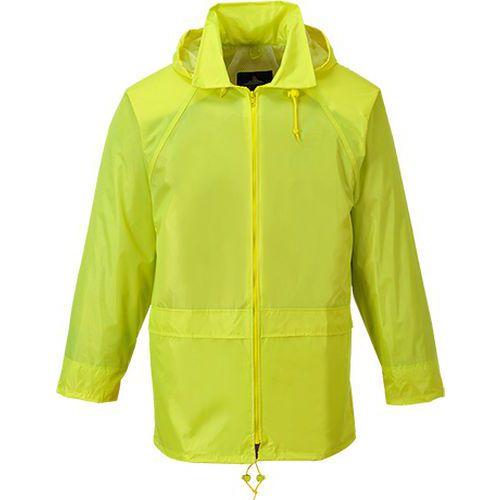 Bunda do deště Classic, žlutá