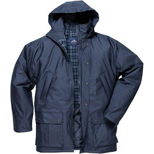 Zateplená bunda Dundee, modrá