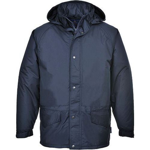 Prodyšná bunda s fleece podšívkou Arbroath, modrá