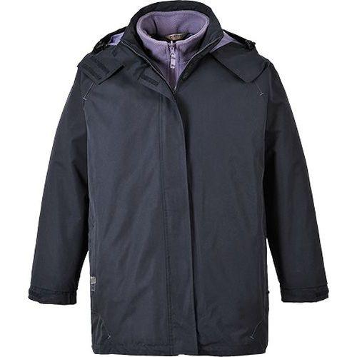 Dámská bunda 3v1 Elgin, modrá