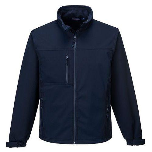 Portwest Softshelová bunda (3L), modrá, vel. S