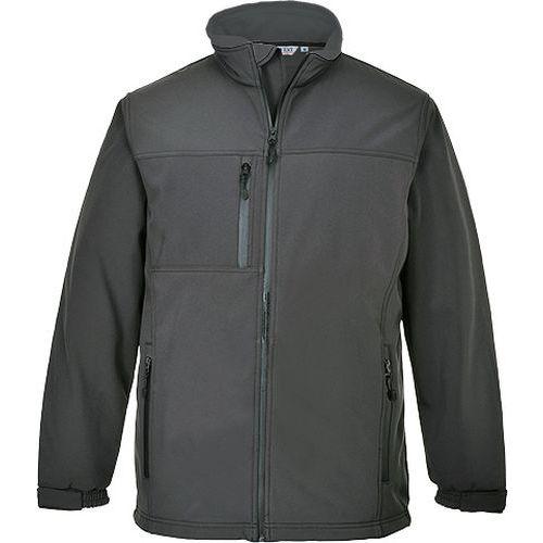 Portwest Softshelová bunda (3L), šedá, vel. S