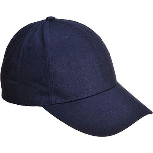 Basebalová čepice Six Panel, modrá