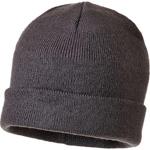 Zateplená čepice Insulatex, šedá