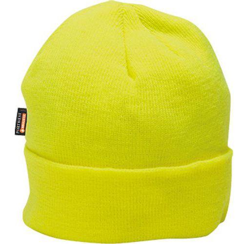 Zateplená čepice Insulatex, žlutá