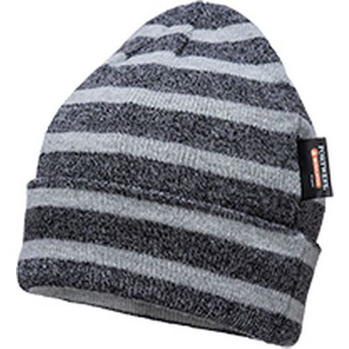 Čepice s podšívkou Insulatex, šedá