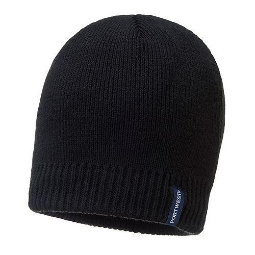 Nepromokavá čepice, černá