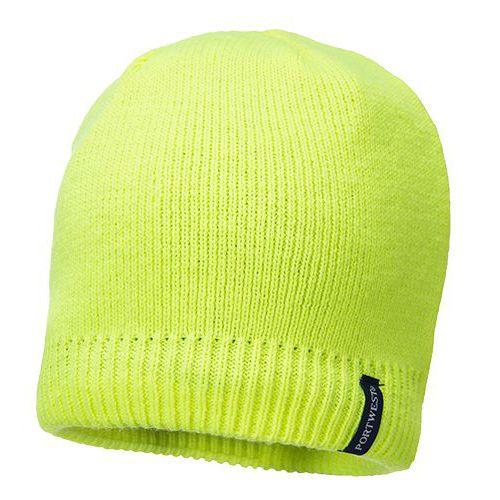 Nepromokavá čepice, žlutá