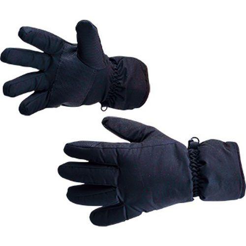 Voděodolné lyžařské rukavice, modrá