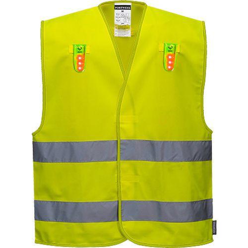Reflexní vesta Versatile Hi-Vis, žlutá