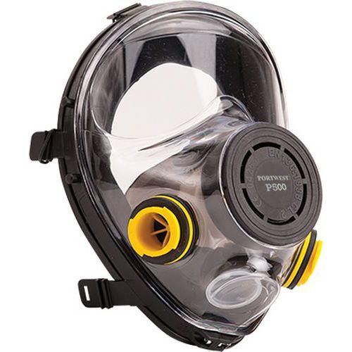 Portwest Celoobličejová maska Vienna, černá
