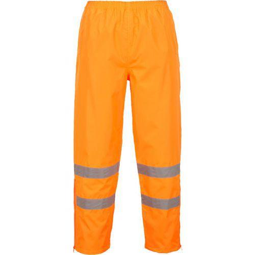 Prodyšné kalhoty Hi-Vis, oranžová, vel. M