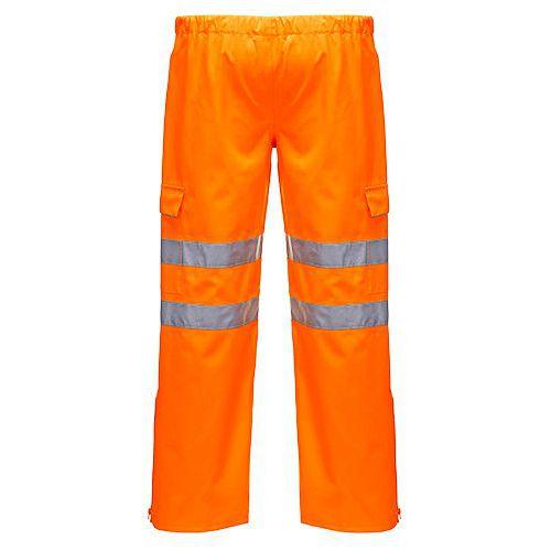 Kalhoty Extreme, oranžová, vel. M