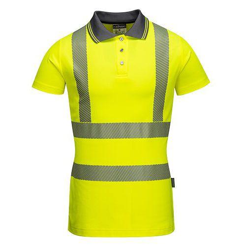 Dámská polokošile Pro, žlutá, vel. M