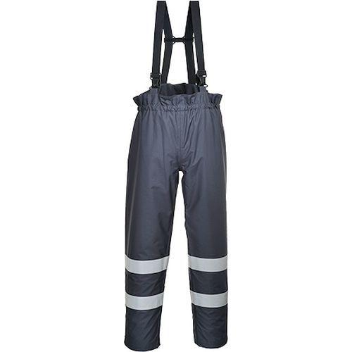 Kalhoty Bizflame Rain Multi-Protection, modrá, vel. XXL