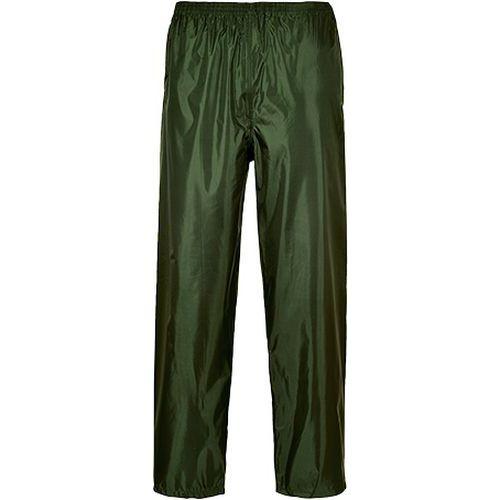 Kalhoty do deště Classic, zelená