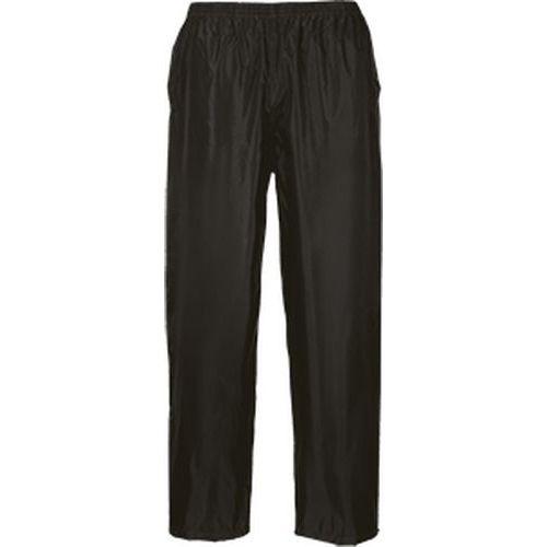 Kalhoty do deště Classic, černá