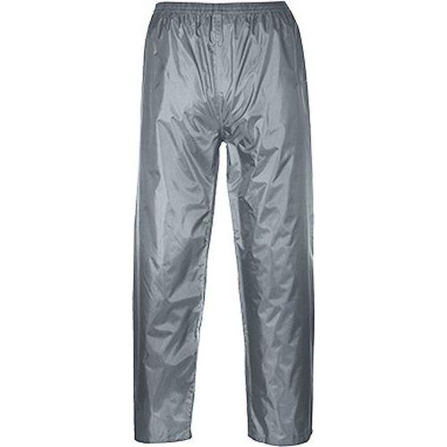 Kalhoty do deště Classic, šedá