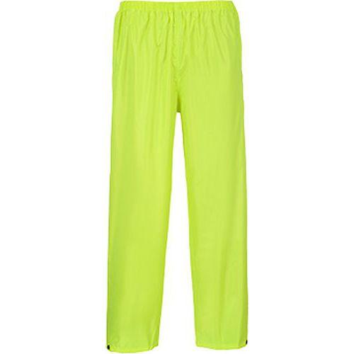 Kalhoty do deště Classic, žlutá