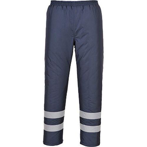 Zateplené kalhoty Iona Lite, modrá