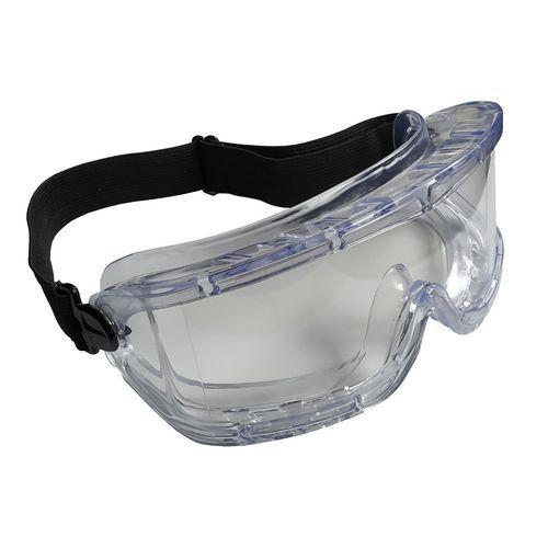 Uzavřené ochranné brýle Safe s čirými skly