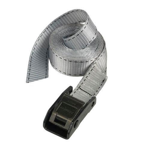 Upínací popruh Master Lock 500cm, šedý