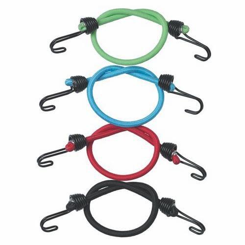 Set upínací gumy s háčky Master Lock 25cm, 4ks