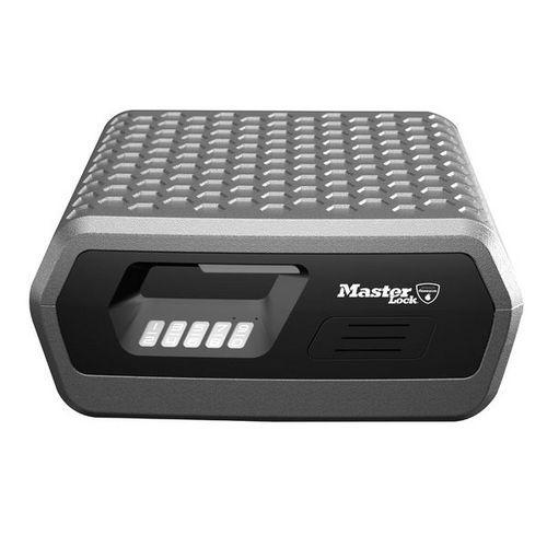 Bezpečnostní digitální kufr Master Lock odolný ohni a vodě 19,3