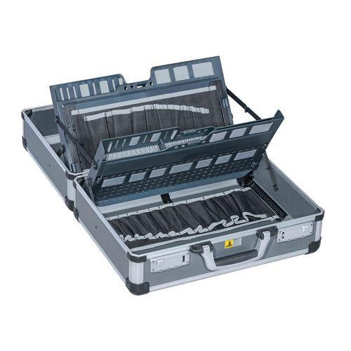 Kufr na nářadí Allit AluPlus Service C44-2