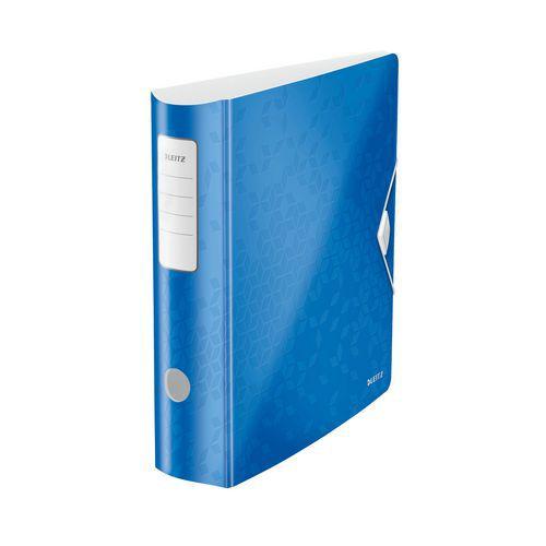 Pákový pořadač Leitz 500, modrý