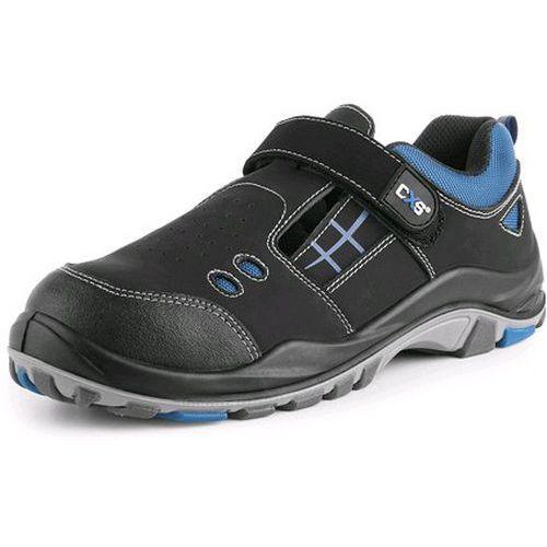 Obuv sandál CXS DOG TERRIER S1, modro-černá
