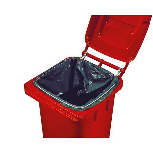 Kovový rámeček MP pro odpadkové pytle o objemu 120 l
