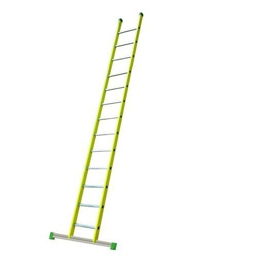 Sklolaminátový žebřík Facal, 13 příček