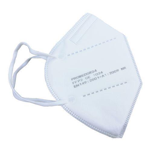 Promedor 24 Skládací respirátor Premium KN95, stupeň ochrany FFP2, 10 ks