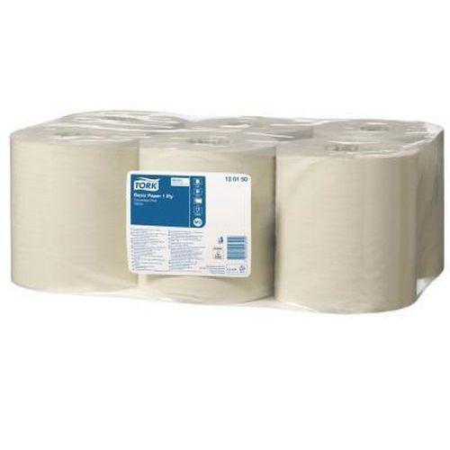 Papírové ručníky v roli Tork Universal 310 M2, žluté, 6ks