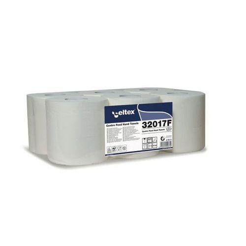 Papírové ručníky v roli Celtex Maxi 2vrstvy, bílé, 6ks