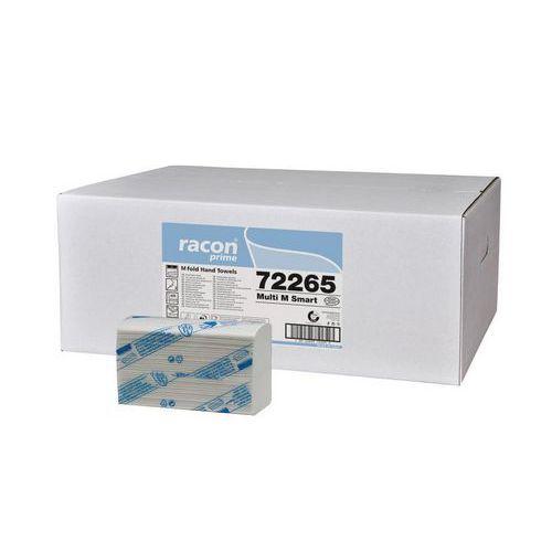 Papírové ručníky skládané Celtex Multi M Smart 75% bělost, bílá, 2250ks