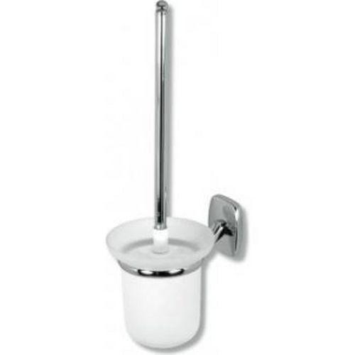 WC souprava závěsná chrom Orfeus výška, 360mm