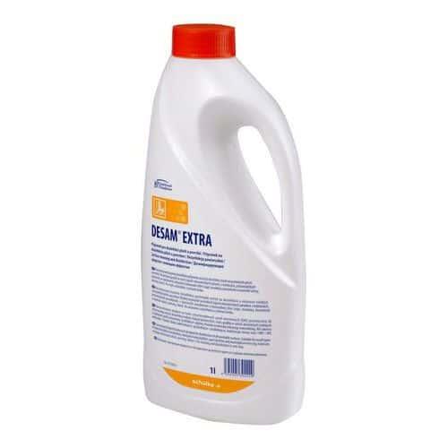 Tekutý dezinfekční přípravek na plochy a povrchy Desam Extra 1l