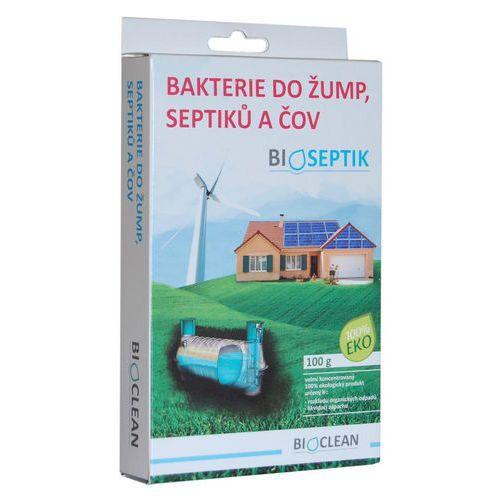 Bakterie do žump, septiků a ČOV Bioseptik 100g
