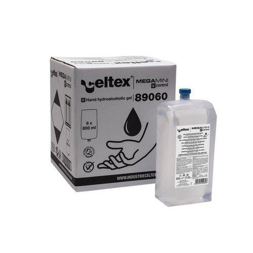 Hydroalkoholický dezinfekční gel na ruce pro bezdotykový dávkovač Celtex 800ml
