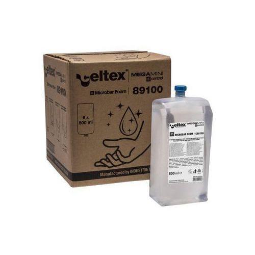 Antimikrobiální pěnové mýdlo pro bezdotykový dávkovač Celtex 800ml