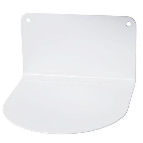 Chránič podlahy pro hygienický stojan, bílý