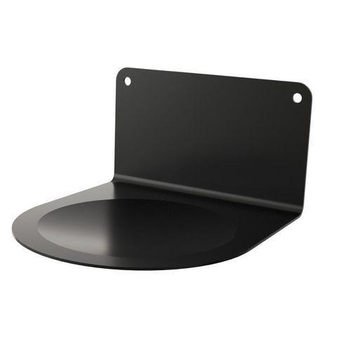 Chránič podlahy pro hygienický stojan, černý