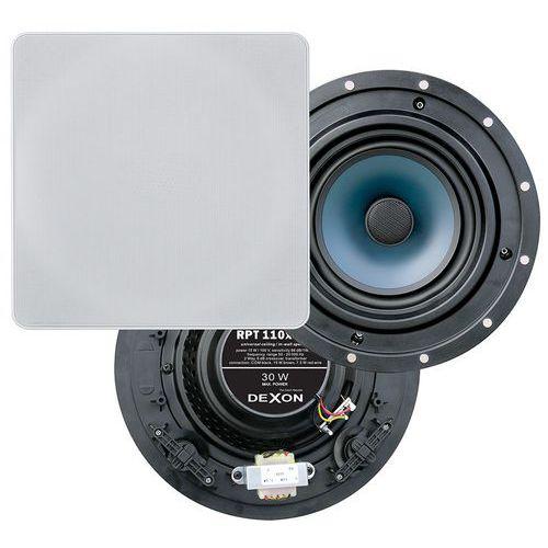 Podhledový reproduktor Dexon RPT 110x110