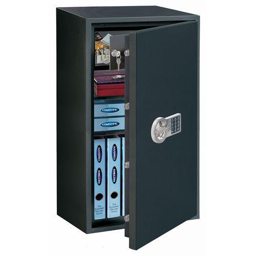 Rottner Nábytkový trezor Power Safe s elektronickým zámkem, bezpečnostní třída S2 + dárek LED senzorové světlo, 80 x 44,5 x 40 cm - Prodloužená záruka na 10 let