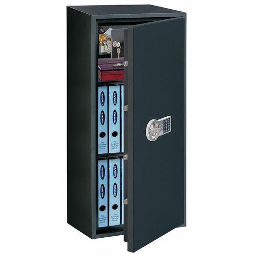 Rottner Nábytkový trezor Power Safe s elektronickým zámkem, bezpečnostní třída S2 + dárek LED senzorové světlo, 100 x 44,5 x 40 cm - Prodloužená záruka na 10 let